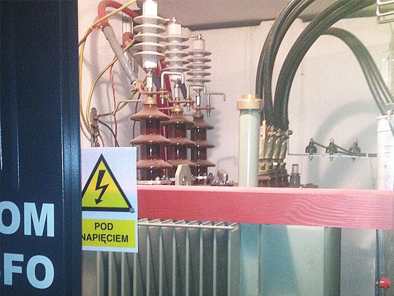 Serwis instalacjii elektrycznych
